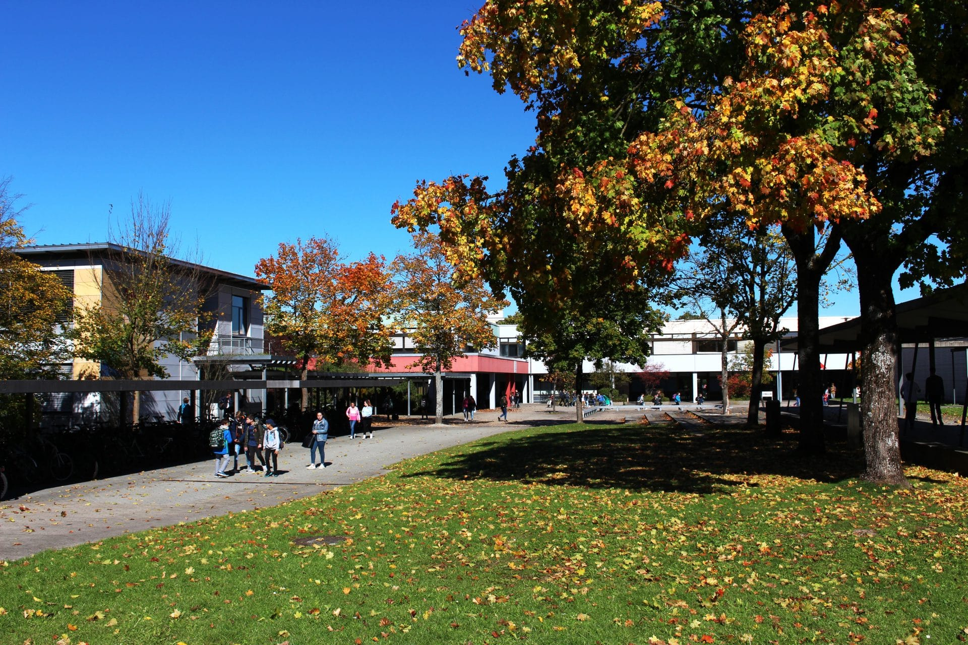 Schule Weingarten